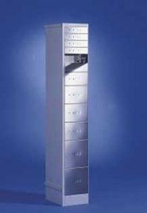Kaso individuālie depozīta seifa moduļi