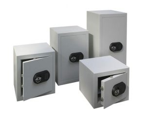 Small safes for offices and for personal use